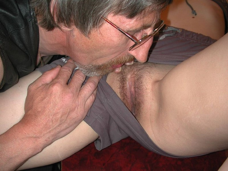 Father and son jerked off together